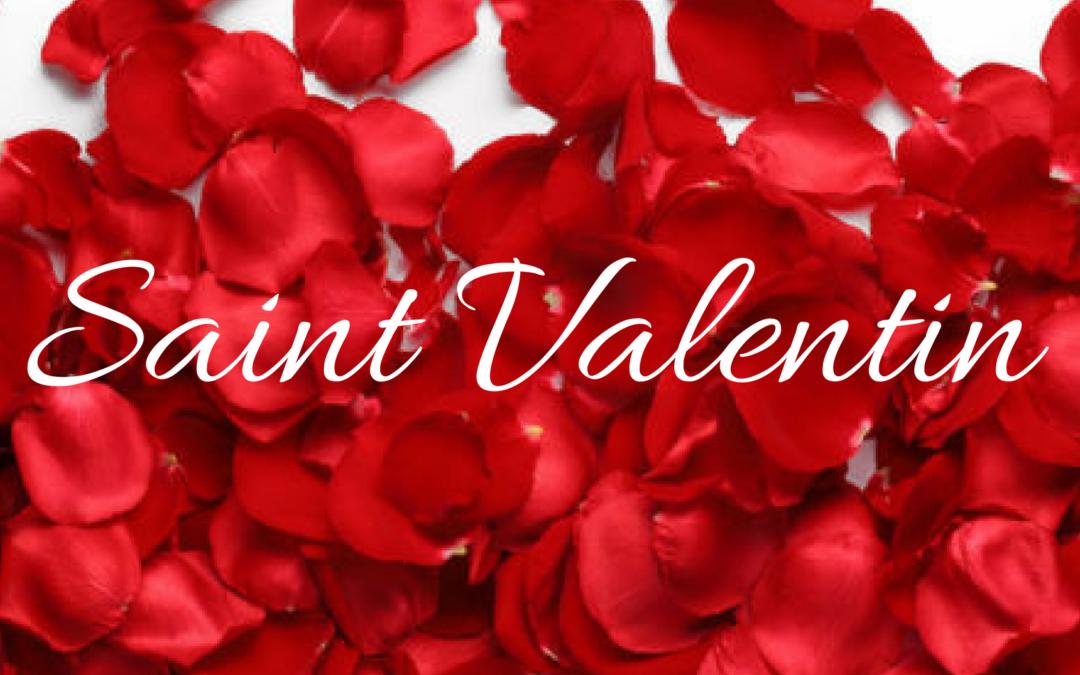 La Saint Valentin approche: pensez à vos cadeaux!!