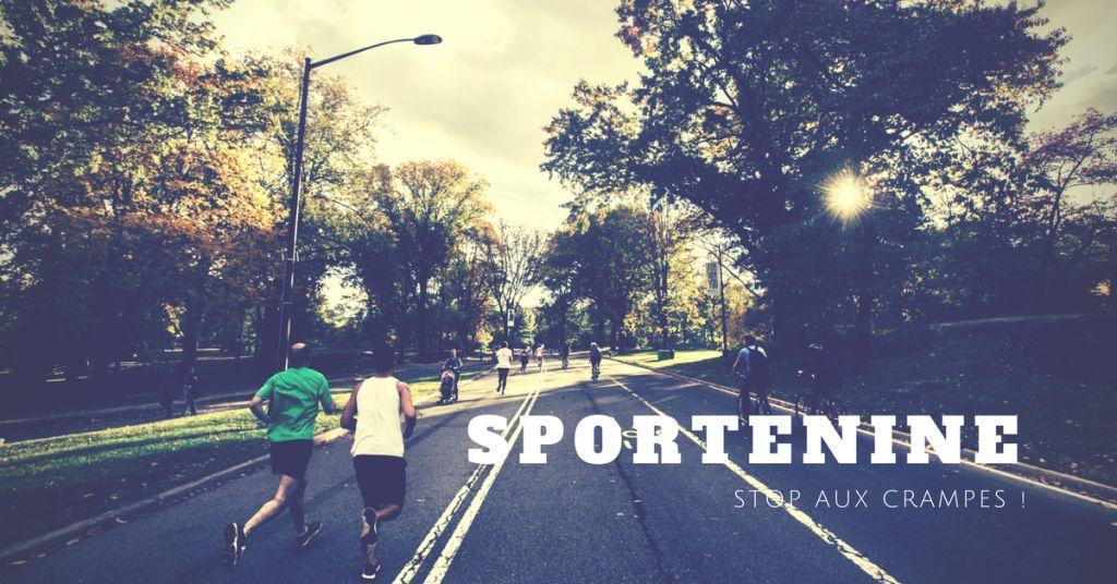 Sporténine, dites non aux crampes !