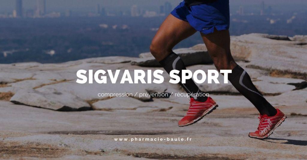 SIGVARIS, optez pour la compression sportive !